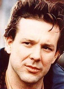 Mickey Rourke at Hollywood